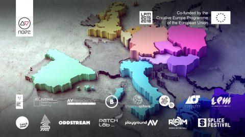 Image for: AVnode| LPM 2015 > 2018 | Creative Europe Culture Program