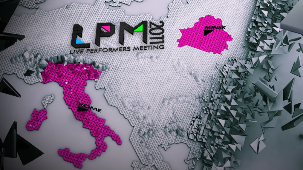 LPM 2011 MINSK – Web Site