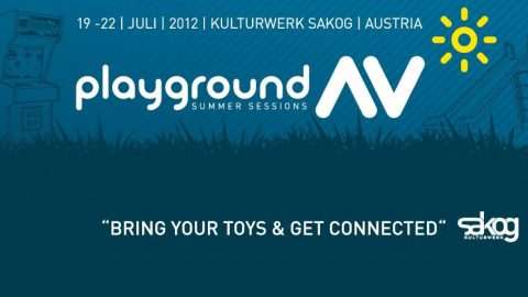 Image for: Playground AV 2012 | Summer Session Festival