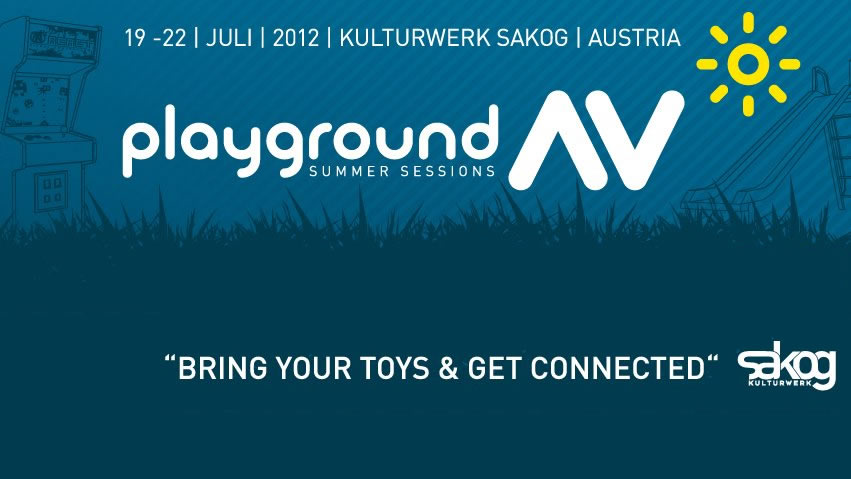 Playground AV 2012 | Summer Session Festival