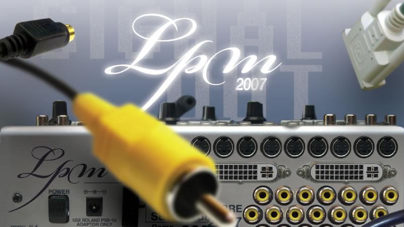 LPM 2007 Rome