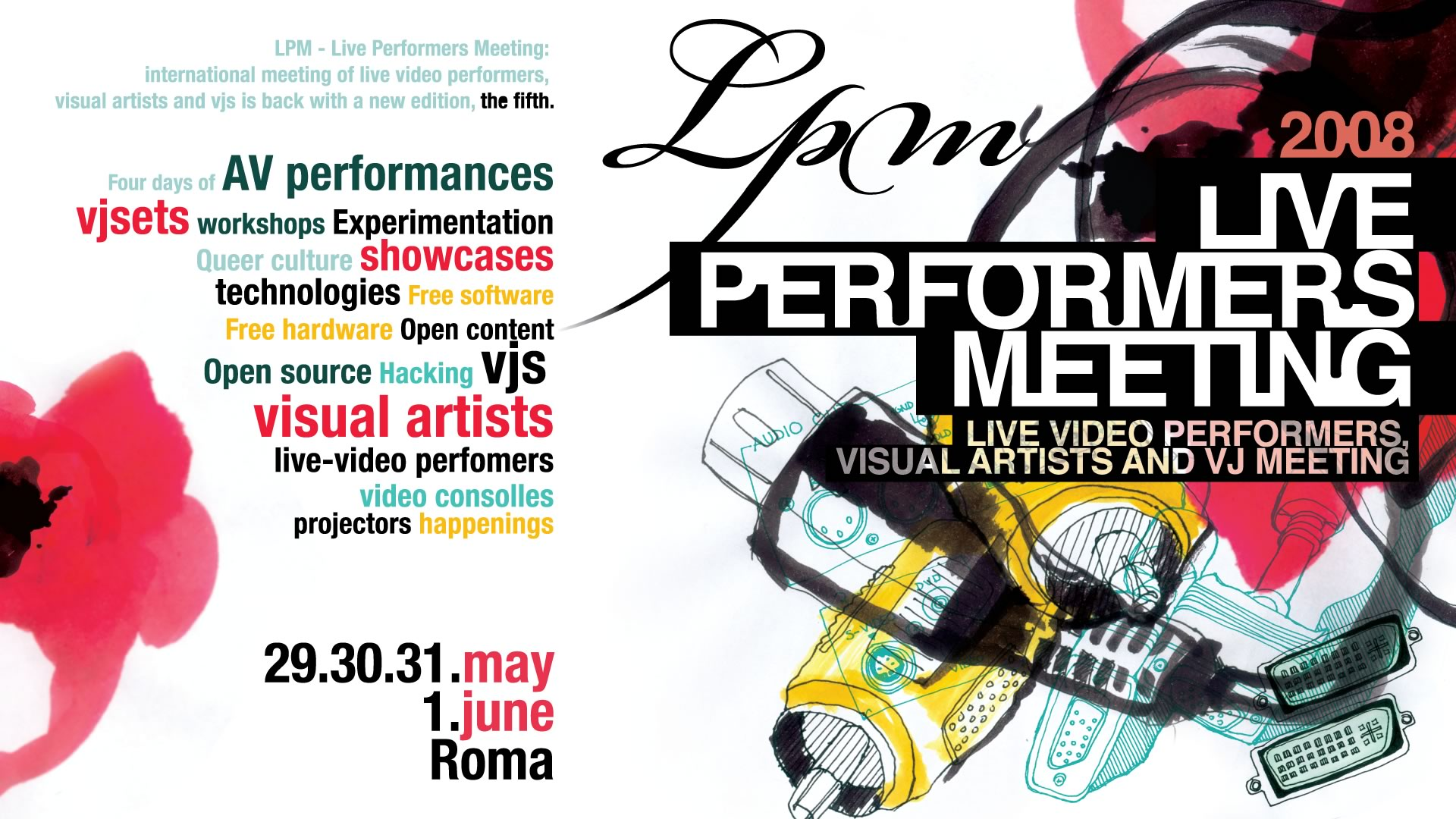 LPM 2008 Rome