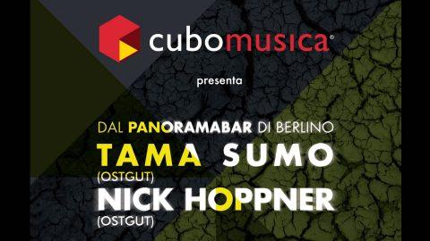 Image di: LPM 2013 Rome | CuboMusica: Tama Sumo & nd_baumecker
