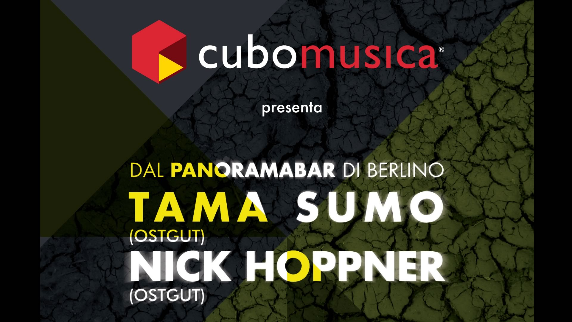 LPM 2013 Rome | CuboMusica: Tama Sumo & nd_baumecker
