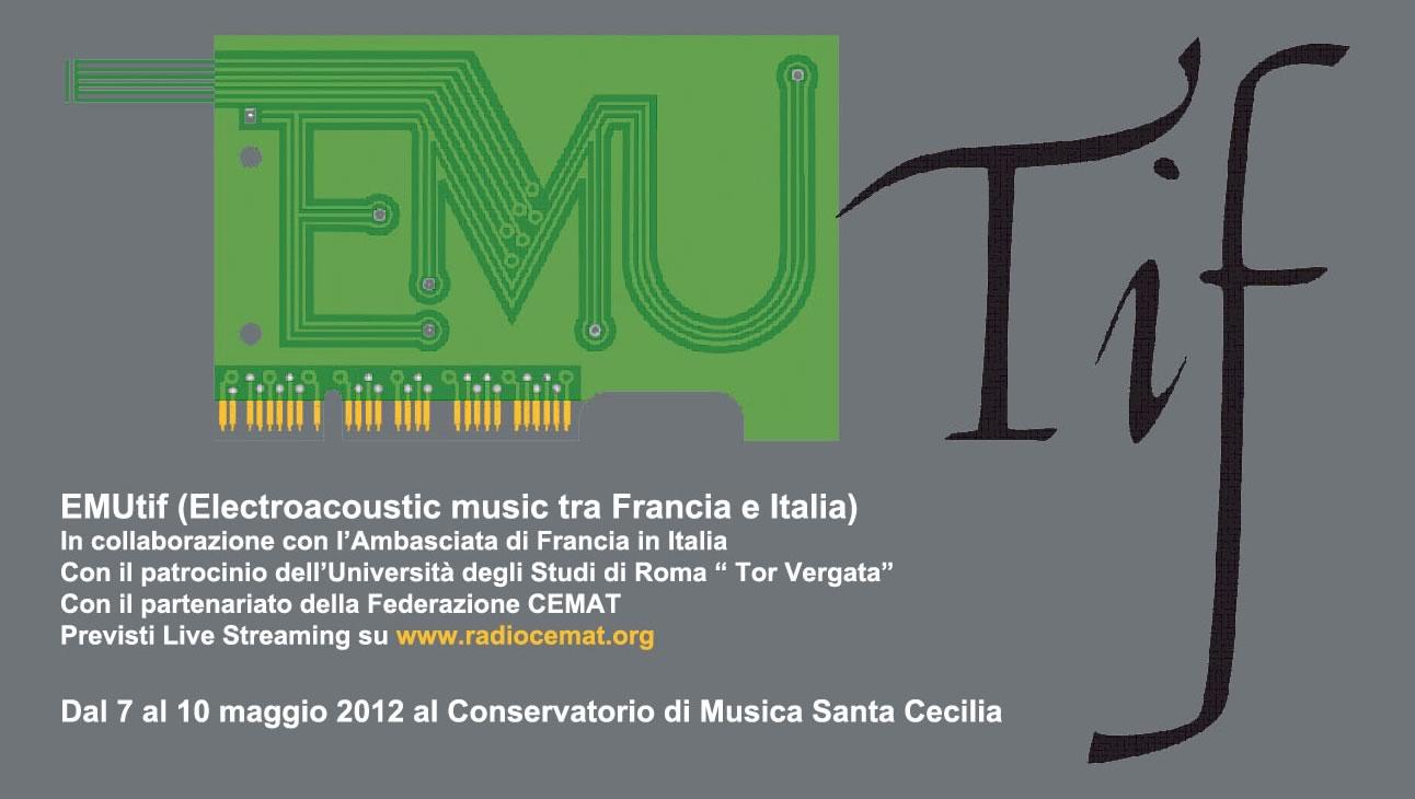 LPM 2012 Rome | Emutif Suona Francese