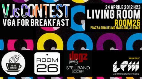 Image di: LPM 2012 Rome | Living Room VJs Contest #2