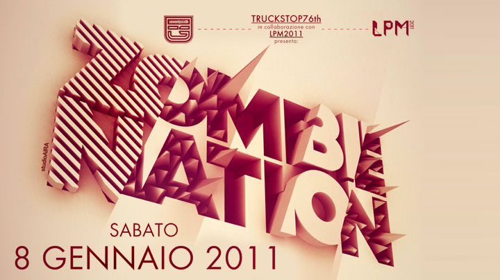 LPM 2011 Rome | Zombie Nation