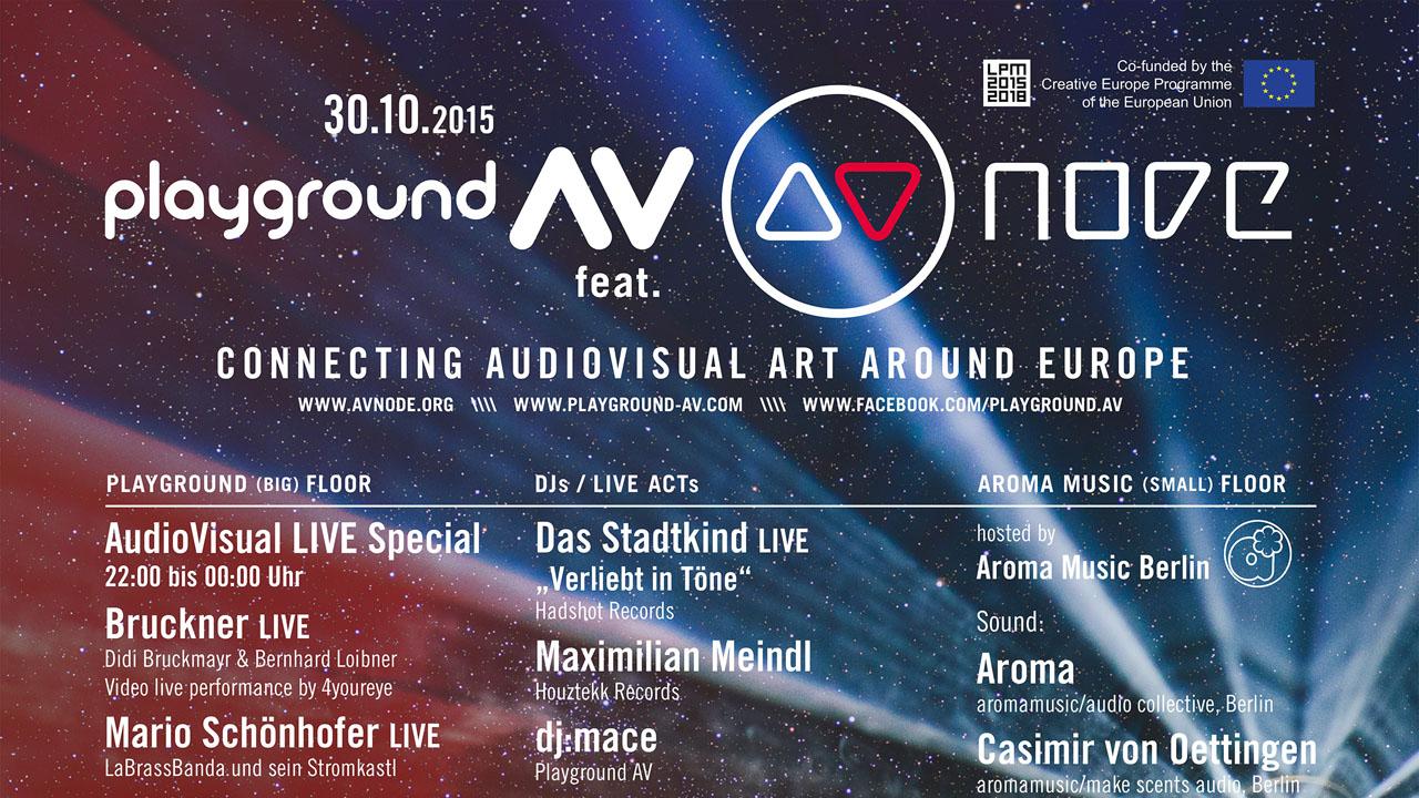 Playground AV Sessions 2015 | LPM 2015 > 2018