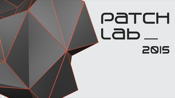 PATCHlab 2015 | LPM 2015 > 2018