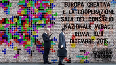 Image for: Creative Europe – Cooperation in the Cultural and Audiovisual Sector