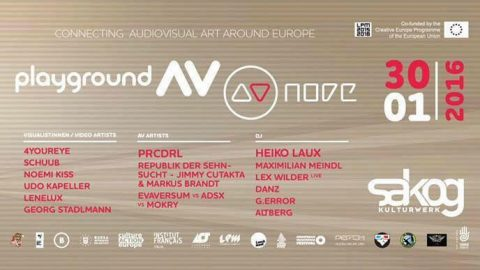 Image di: PLAYGROUND AV SESSIONS 2016 | LPM 2015 > 2018