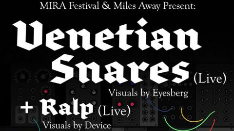 Image for: Venetian Snares Live