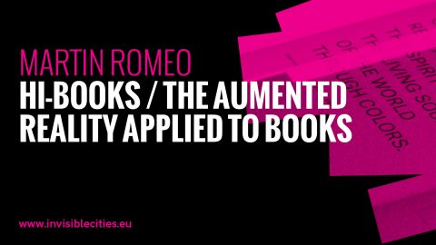 Hi-Books – The Aumented Reality applied to Books | TOOLKIT FESTIVAL