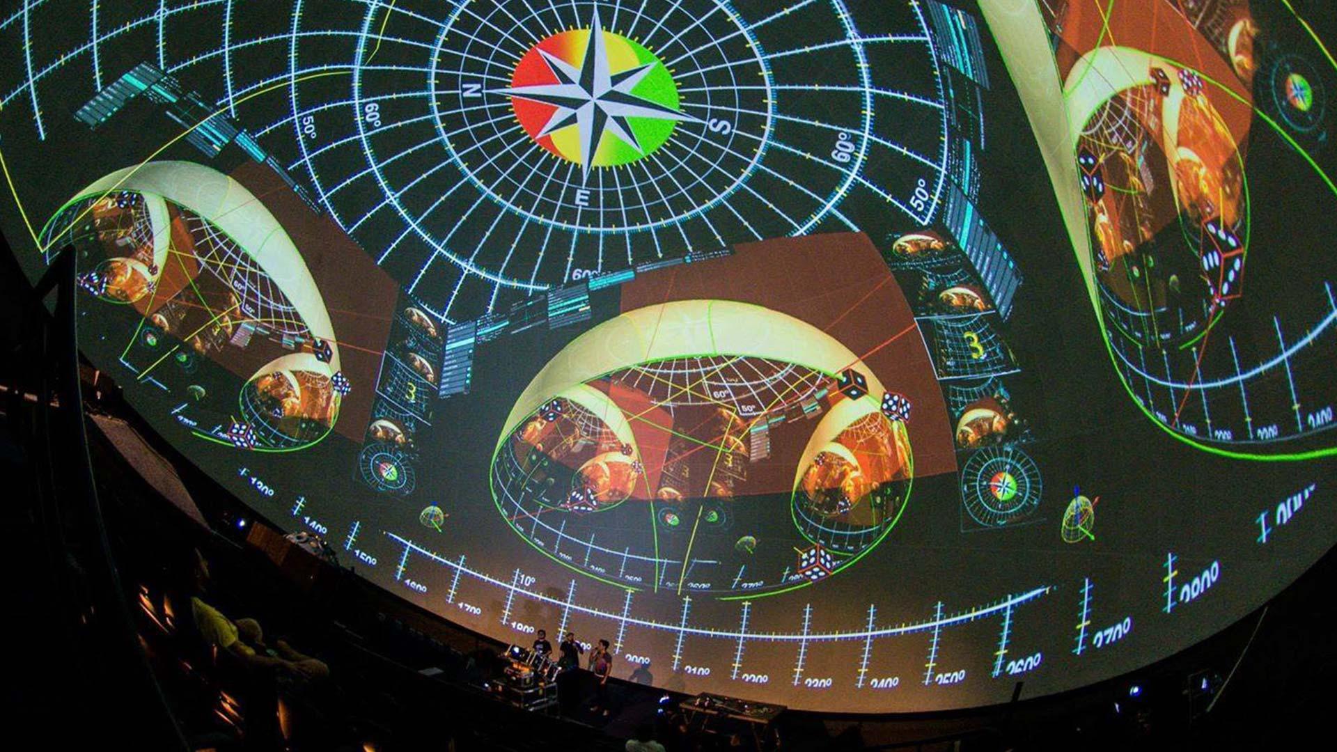 Full dome workshop 360º