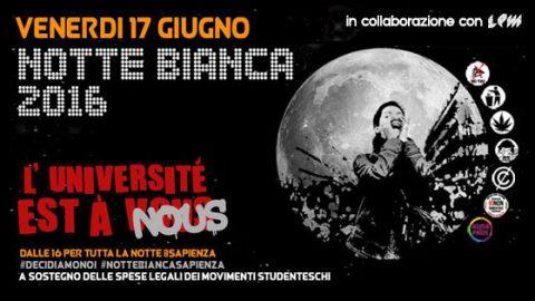 Image for: LPM 2016 | Notte Bianca della Sapienza