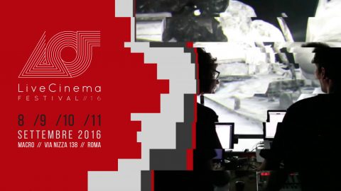 Image for: Live Cinema Festival 2016 Spot