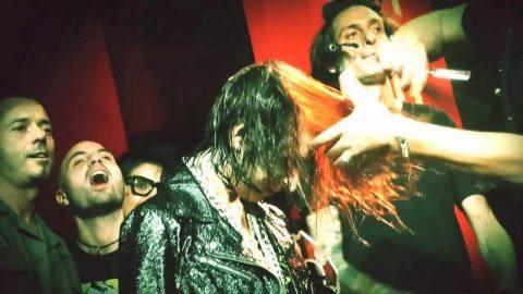 Image di: Contesta Rock Hair Show Video Report