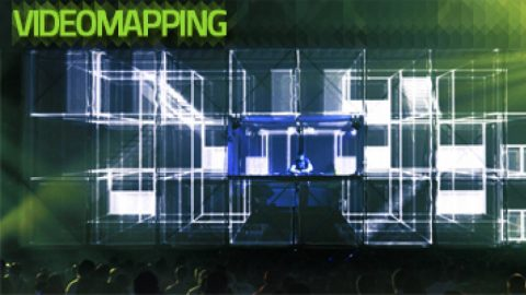 Fusolab: Video Mapping (2011- 2016)