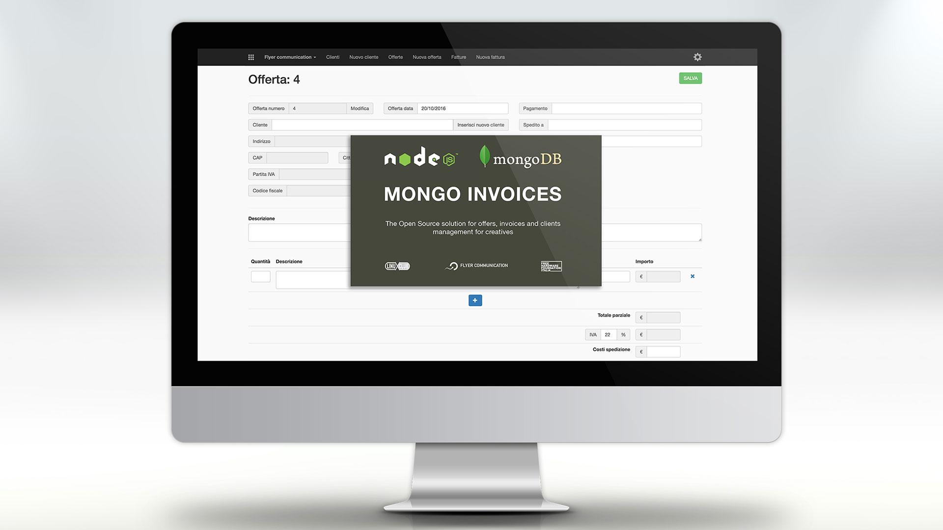 Mongo Invoices 2.0
