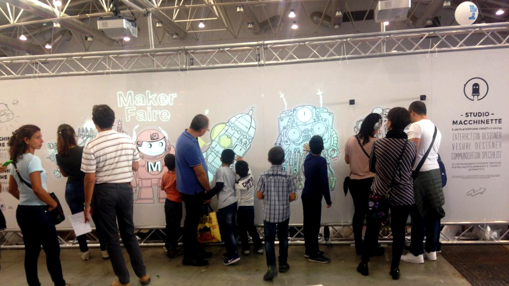 Studio Macchinette – Maker Faire