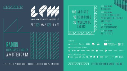 Image for: LPM 2017 Amsterdam | LPM 2015 > 2018