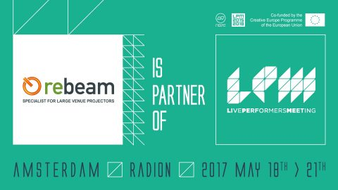 Image for: Rebeam | LPM 2017 Amsterdam