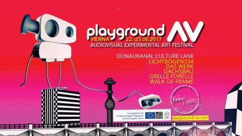 Image for: Playground AV Festival 2017 | LPM 2015 > 2018