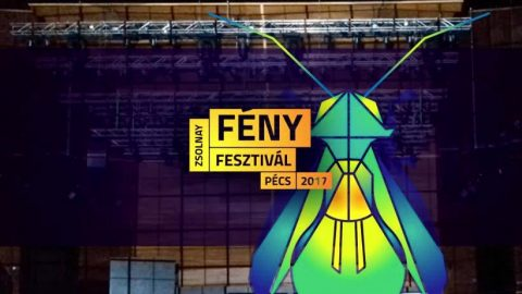 Image di: (English) ZSOLNAY LIGHT FESTIVAL 2017