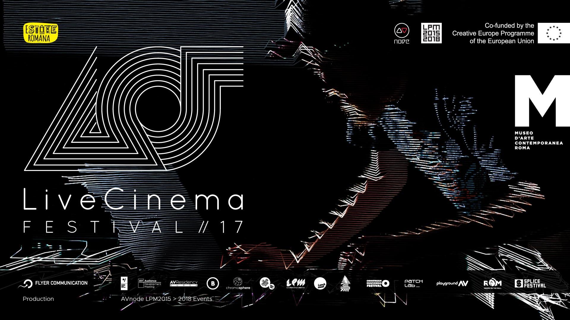 Live Cinema Festival 2017 | LPM 2015 > 2018