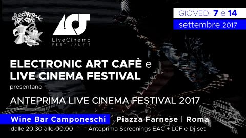 Image for: LCF 2017 Preview | Electronic Art Cafè