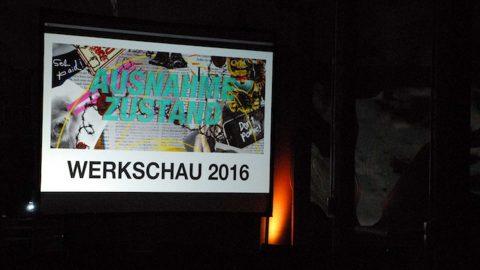 Image for: Schmiede Werkschau 2016