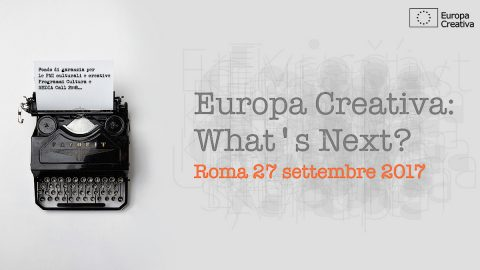 Image for: Europa Creativa: what's next?