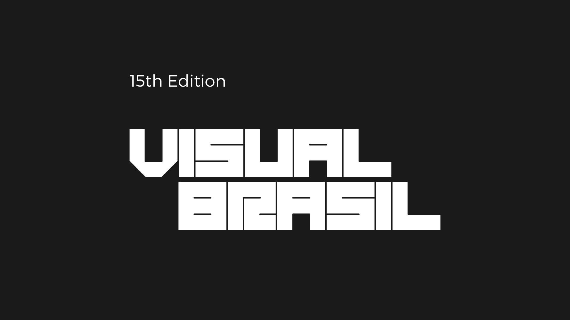 15º Visual Brasil Festival