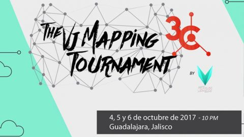 Image for: (English) 3rd Vj Mapping Tournament Mexico