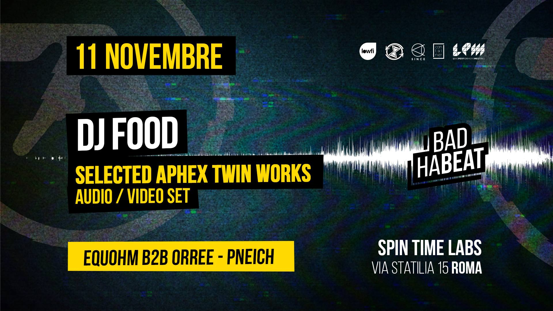 DJ Food Selected Aphex Twin Works
