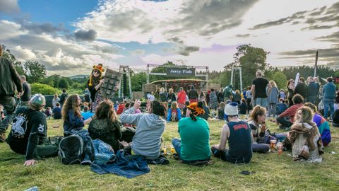 Image di: Knockanstockan Independent Music and Arts festival