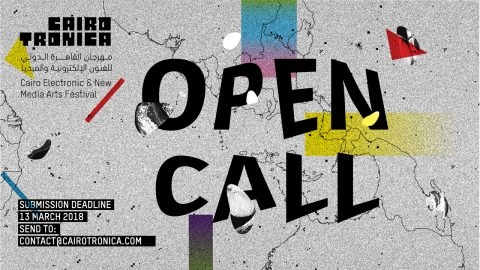 Cairotronica 2018 | Open Call