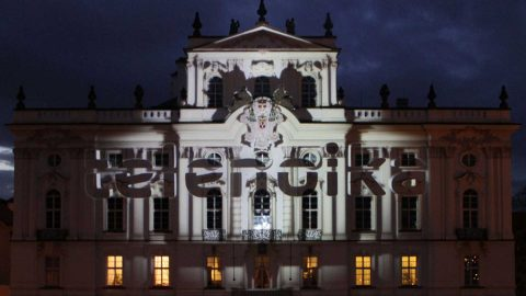 (English) LPM 2018 Rome announces the Video Mapping Workshop with Telenoika