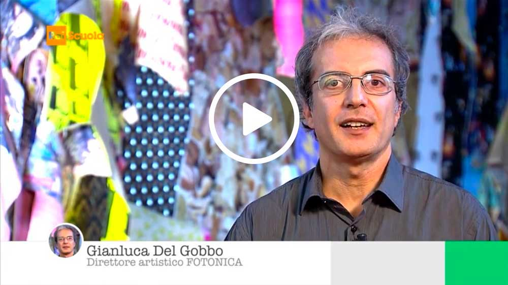Rai Scuola | Fotonica: Intervista a Gianluca Del Gobbo