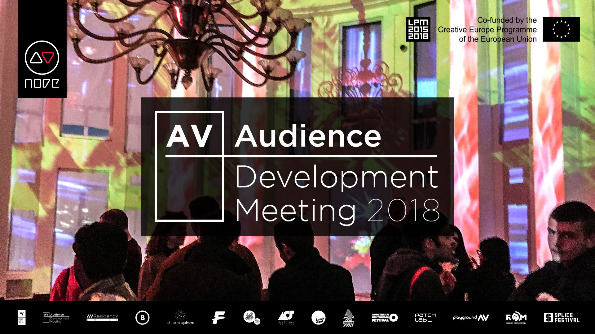 AV Audience Development Meeting 2018 | LPM 2015 > 2018
