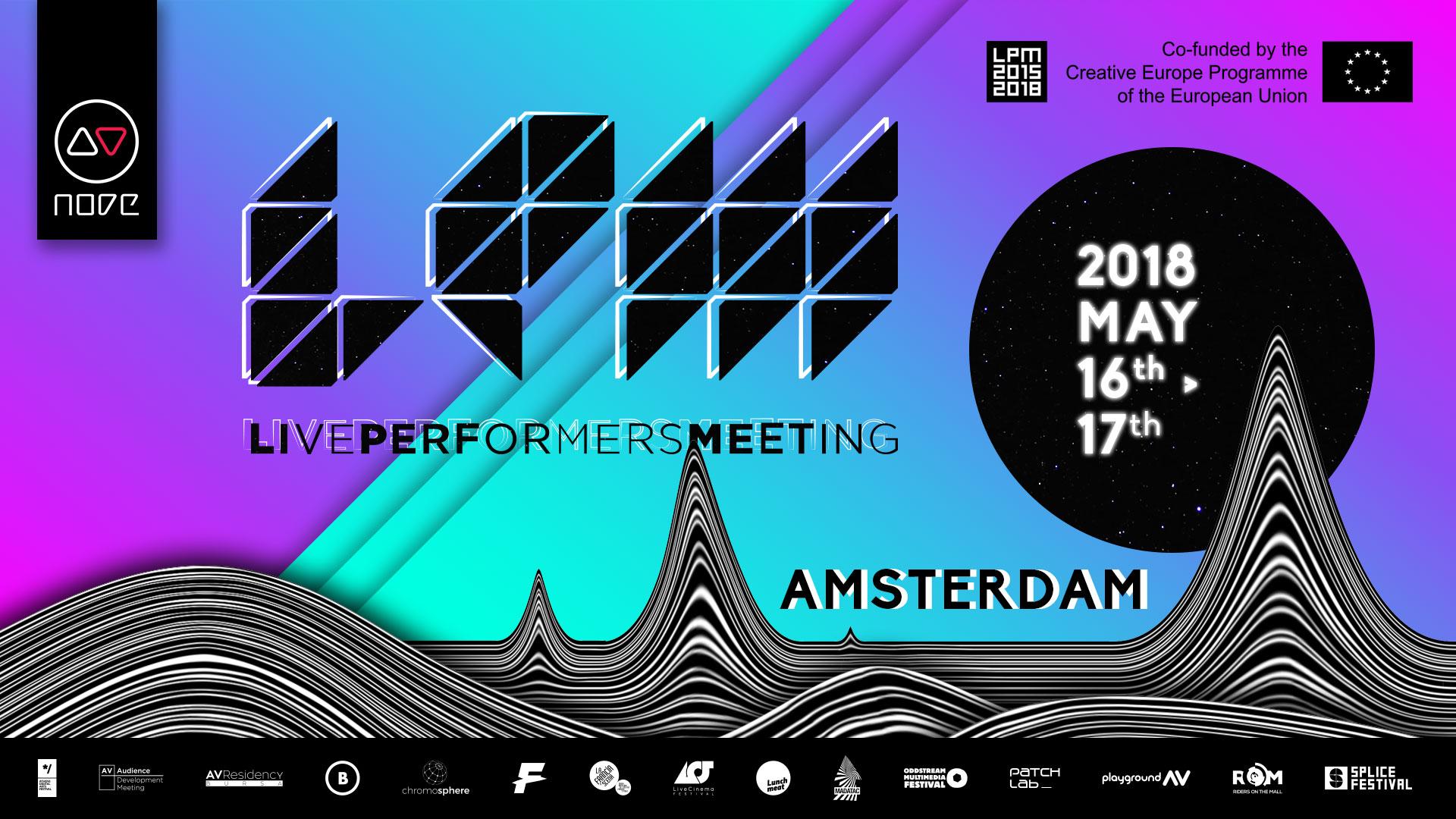 LPM 2018 Amsterdam | LPM 2015 > 2018