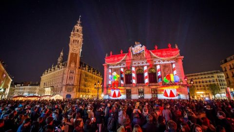 Image di: (English) Video Mapping Festival #1