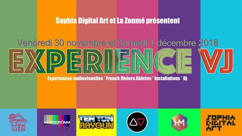 Image for: Expériences audio-visuelles