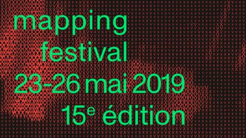 Open Call for Mapping Festival 2019