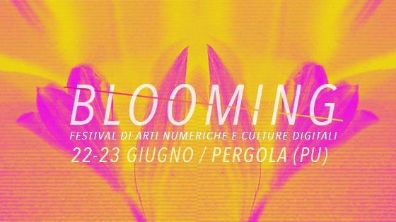Blooming Festival 2018