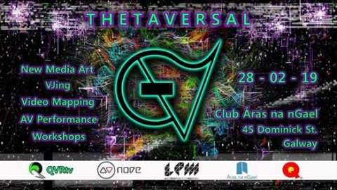 Image for: QVRtv Presents ThetaVersal – Universal Brainwaves of Imagination
