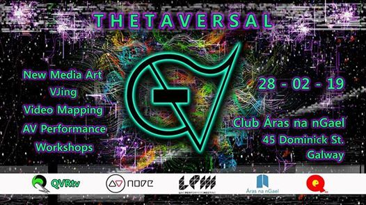 QVRtv Presents ThetaVersal – Universal Brainwaves of Imagination