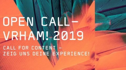 Open Call for VRHAM – VR Residency and Artwork