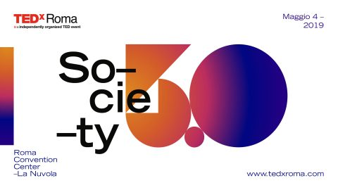 Image for: TEDxROMA Society 5.0: A Human Centric Future