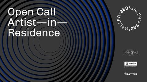 OPEN CALL FOR ARTIST IN RESIDENCE